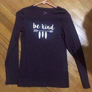 """Be Kind"" T shirt"